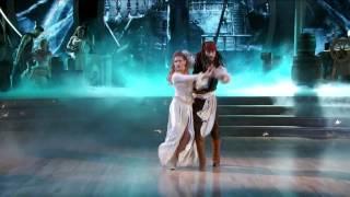 Riker Lynch & Allison Holker Dancing with the Stars week 5