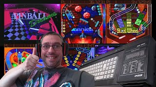2019-10-03 Pinball Dreams