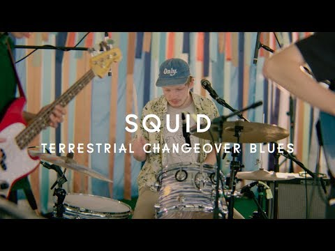 Squid - Terrestrial Changeover Blues (2007-2012) (Green Man Festival | Sessions)