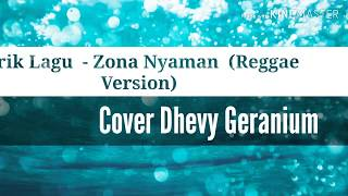 Zona Nyaman - Cover Reagge By Devy Geranium