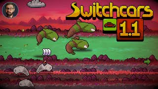 Youtube thumbnail for Switchcars Review | Slug dodging arcade driver