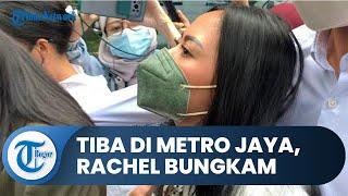 Tiba di Polda Metro Jaya untuk Jalani Pemeriksaan, Rachel Vennya Bungkam