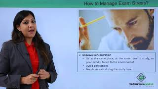 Soft Skills - Exam Related Stress
