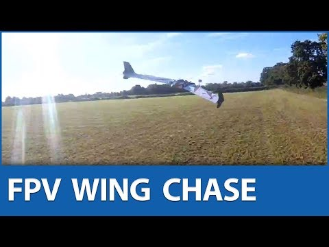 fpv-flying-wing-chase