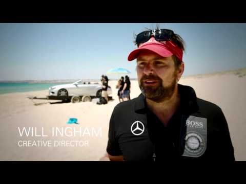 HUGO BOSS | Behind the Scenes of the SkyWalk by Alex Thomson | Extreme Sailing #skywalk