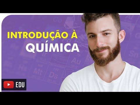 INTRODUÇÃO À QUÍMICA - CONCEITOS FUNDAMENTAIS  - Prof. Marcus