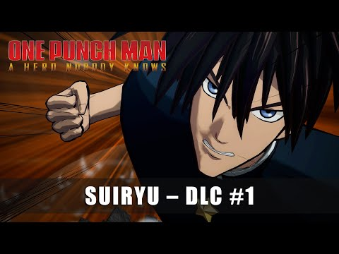 ONE PUNCH MAN: A HERO NOBODY KNOW – DLC 1 Suiryu