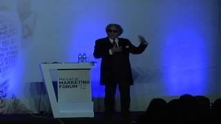 Dr Rapaille Mediacat Marketing Forum 2012 Pt 1/4