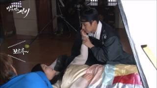 20150808イ・ジュンギビハインド10話マッチカップルの淡くおぼろげなキス:日本語翻訳