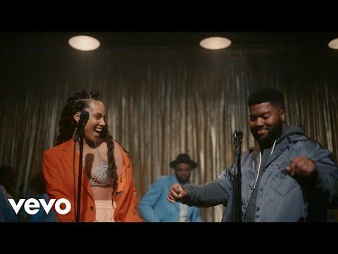 Alicia Keys y Khalid lanzan una nueva colaboracion, So Done
