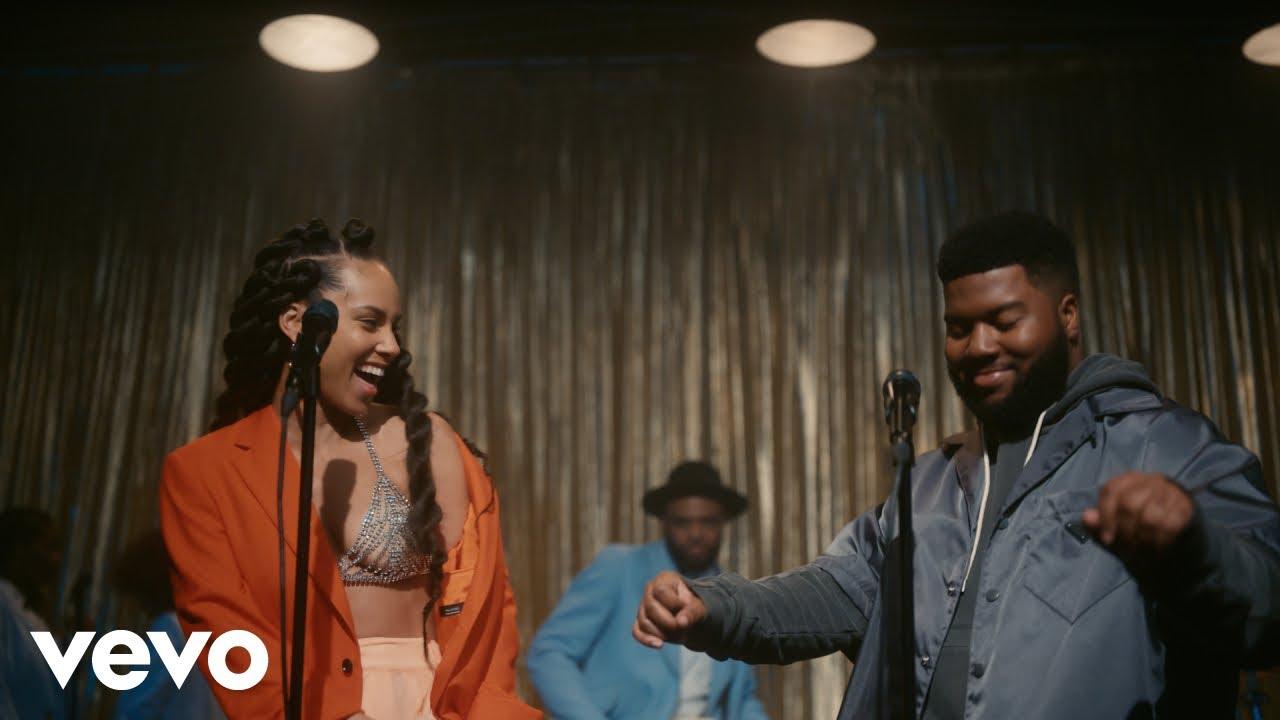 Alicia Keys ft. Khalid — So Done