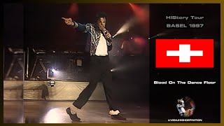 Michael Jackson Live In Basel 1997: Blood On The Dance Floor - HIStory Tour