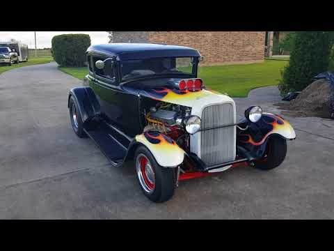 1930 Model A Willie Moore StreetRodding