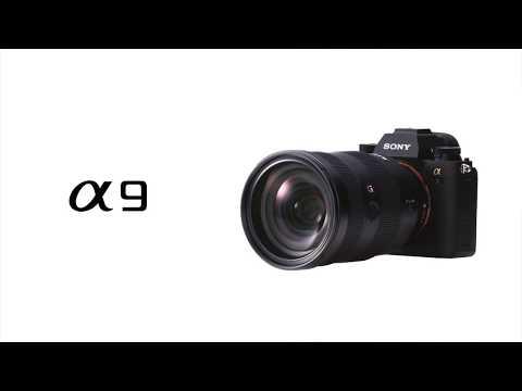 Фотоаппарат Sony ILCE-9 body видео 1