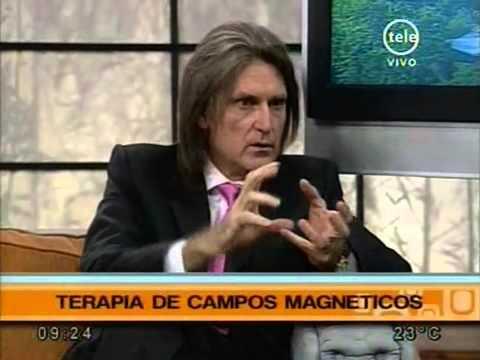 Terapia de Campos Magnéticos. Magnetoterápia.  Dr. Isaac Jakter