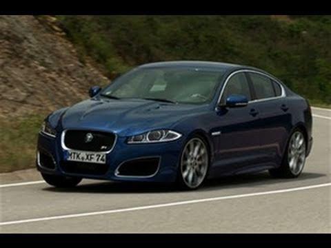 Jaguar XFR video review 90sec verdict