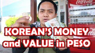 Pera sa South Korea | Ibat Ibang Uri ng Pera sa Korea | Magkano ang korean Money sa Peso