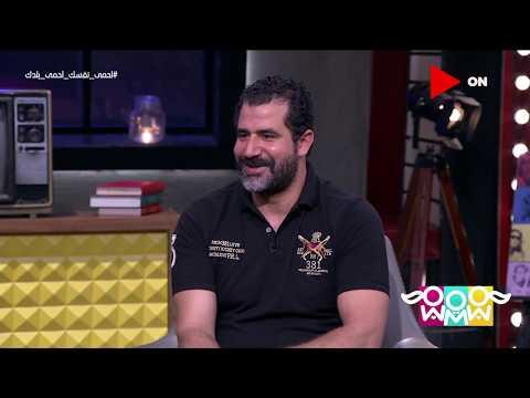 ممثل أو ضابط بالجيش..محمود حافظ يصف حلما لازمه منذ الطفولة