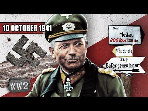 Mezi Němci a Moskvou už nic nestojí - Druhá světová válka