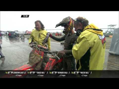 The champions battle for lead - MXGP + MX2 Race - Monster Energy FIM MXoN 2019