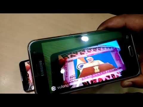Modi key note app fake app no need notes 500 & 2000