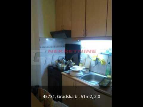 Novi Beograd Blok 70 51m2 66300e