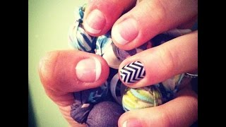 HOW TO Apply Your Jamberry Nail Wraps With Your Blow-dryer!