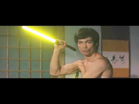 Bruce Lee would have been an awesome Jedi!