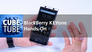 BlackBerry KEYone Hands On (deutsch HD)