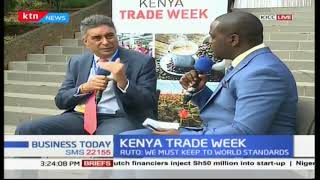 Kenya Trade Week attracts traders from across the world
