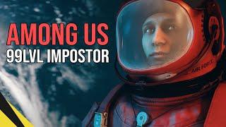 AMONG US Short MOVIE: THE PERFECT IMPOSTOR | CGI Animation