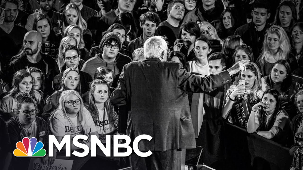 Bernie Sanders On Donald Trump: 'I Will Beat Him Badly' | All In | MSNBC thumbnail