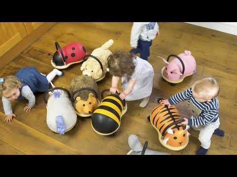 WHEELYBUGS Ladybug