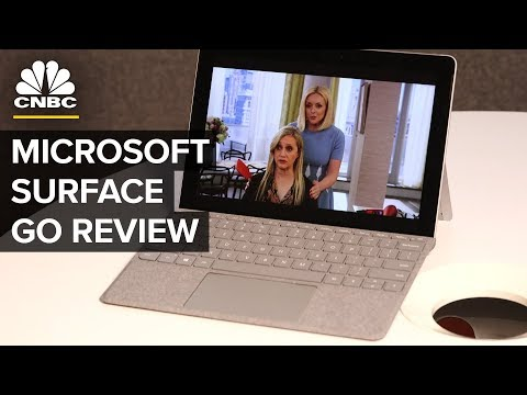Microsoft Surface Go Review: Good Computer, Very Bad Tablet | CNBC