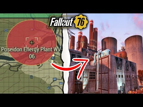 Fallout 76 | What Happens if You Nuke All the Power Plants? (Fallout 76 Secrets)