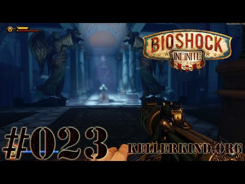 Bioshock Infinite [HD|60FPS] #023 - Fußspuren ★ Let's Play Bioshock Infinite
