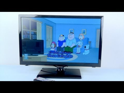 Samsung LED TV Review - UN22F5000 22 inch LED Full HDTV Review - Series 5 Review