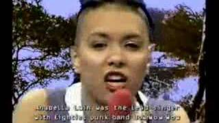 BA Robertson dissed by Annabella Lwin of Bow Wow Wow