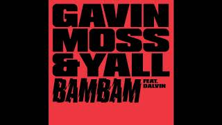 Gavin Moss & Yall Ft. Dalvin   Bam Bam (Official Audio)