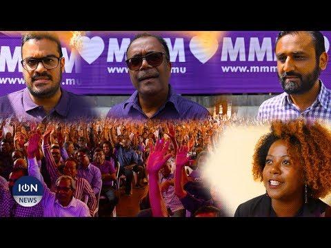 Les nouveaux candidats du MMM parlent des axes prioritaires de leur campagne