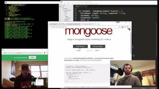 4/4: Using MongooseJS to push objects onto sub-arrays