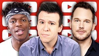 "Chris Pratt Defends Gunn, KSI Logan Paul Pasts Dug Up, Roy Moore ""Detected"", & More"