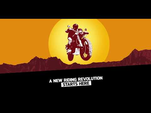 2021 Triumph Scrambler 1200 XC in New Haven, Connecticut - Video 1