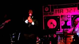 "Cleveland P. Jones sings ""Giving Up"" Donny Hathaway Tribute-ATL 10/01/15"