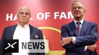 Rundumschlag! Bayern-Bossen platzt der Kragen   FC Bayern München   SPOX