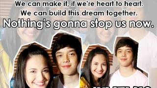 Nothing's Gonna Stop Us Now - Elmo and Julie Anne (JuliElmo)