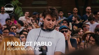 Project Pablo - Live @ Boiler Room x Sugar Mountain 2018