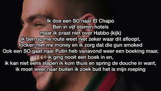 BOEF   Littekens (lyrics)