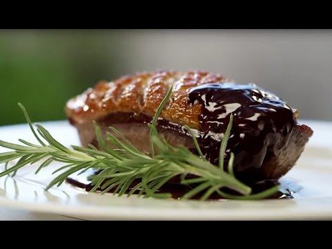 Czekoladowy sos do mięsa