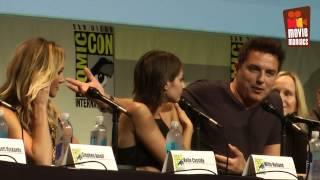 "Сериал ""Стрела"", Arrow full panel SDCC 2015 Stephen Amell"